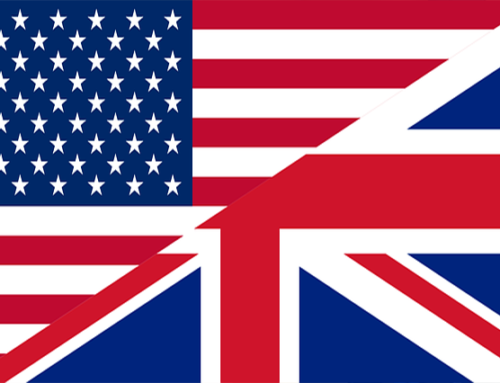 British or American English? Which to choose when developing a curriculum